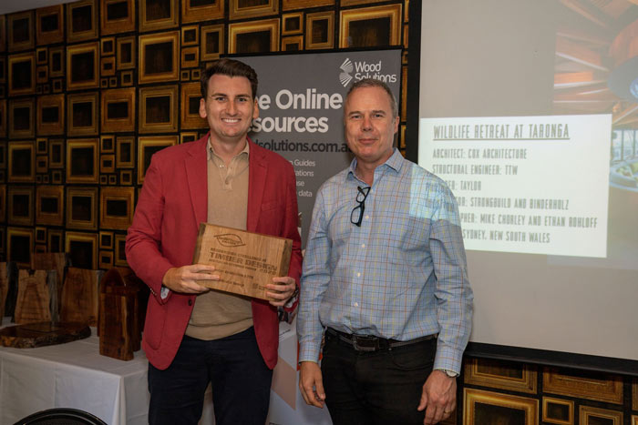 Australian Certified Timber Winner